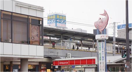 明石駅(JR・山陽)